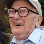 Juci bácsi 94 évesen egy füredi cukiban