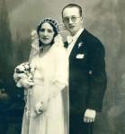 Menachem ben Gershon Hahn és Lea Bat Zvi Hakohen Frost
